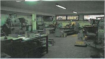 New molds department