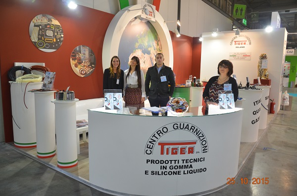 Tiger at HOST 2015
