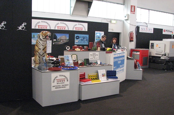 Tiger at Lario Fiera 2010