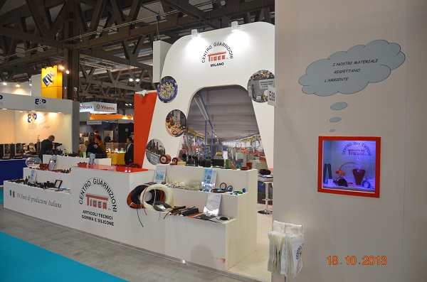 Tiger at HOST 2013