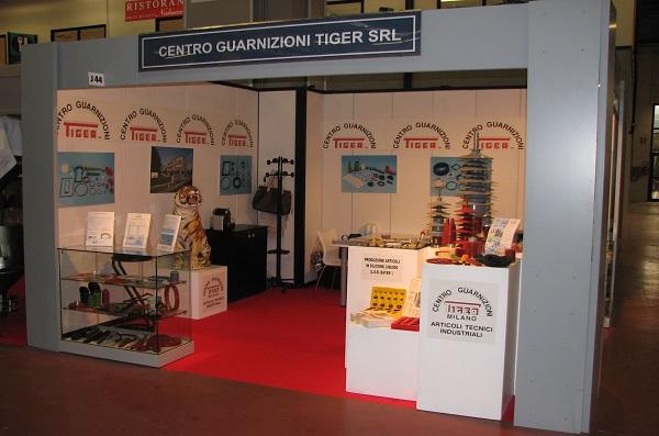 Tiger at MECSPE 2008