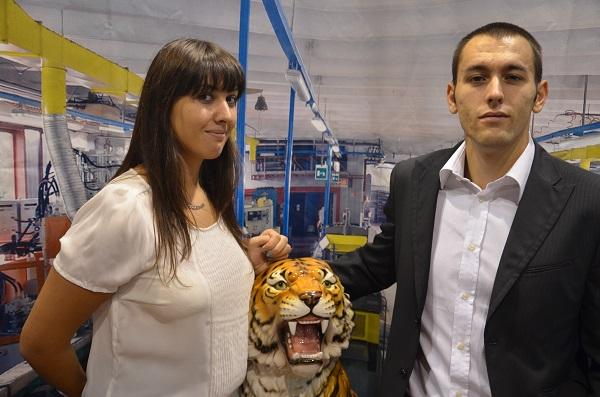Tiger a Sfortec 2012